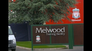 Liverpool players arrive at Melwood for coronavirus testing
