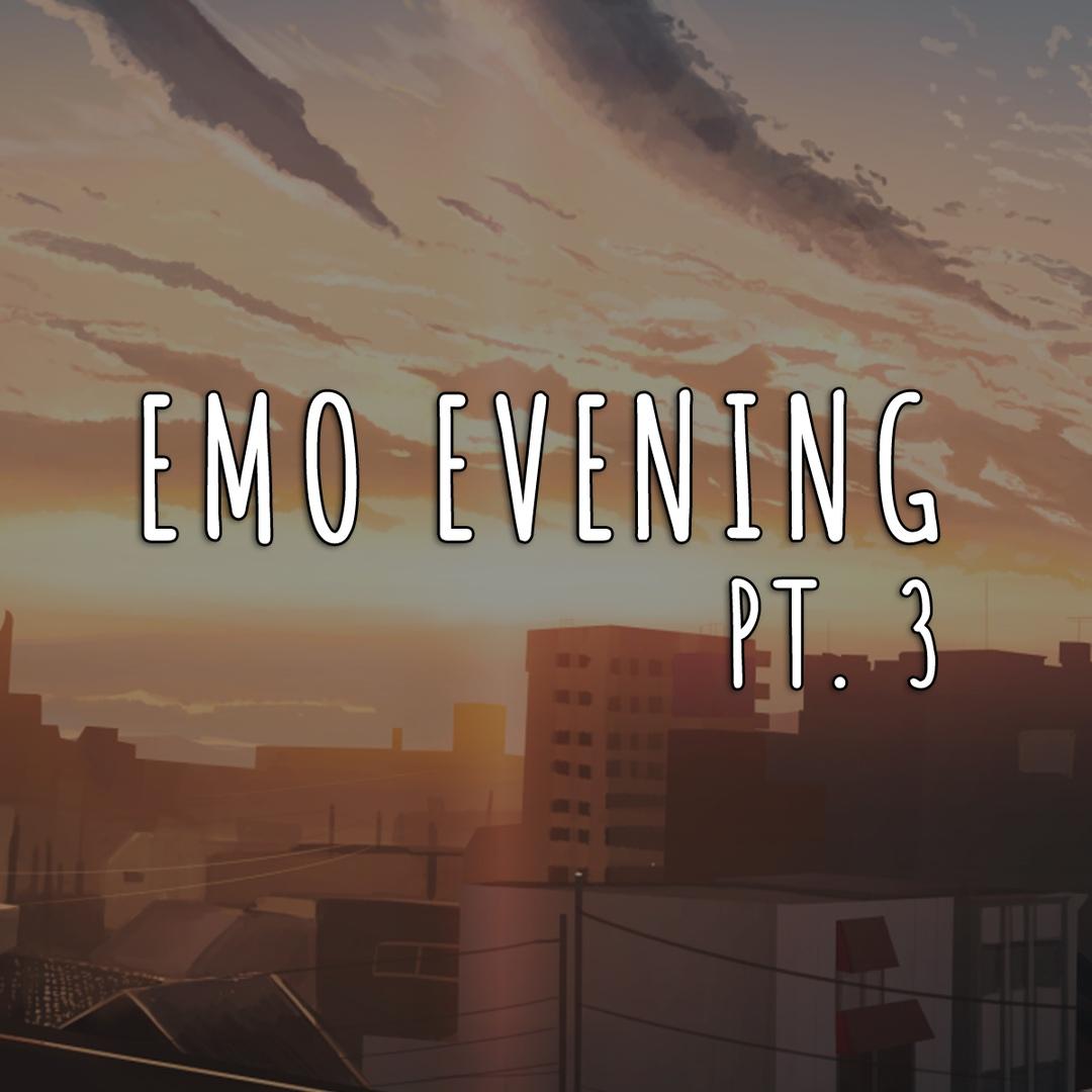 Афиша 28.11 - EMO EVENING (PT. 3) PODVAL