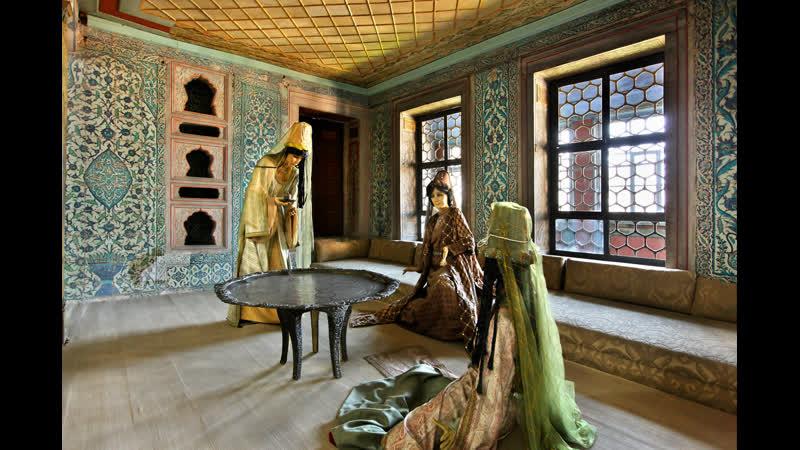 Гарем где жила Хюррем Султан Открылись новые комнаты Что теперь можно увидеть