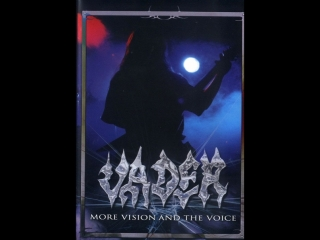 Vader  more vision and the voice