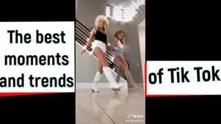 Тренды Тик Ток. Хип Хоп и Брейк Данс челлендж. Современные танцы на Tik Tok.