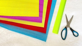 6 летних идей из гофрированной бумаги // Сделай сам красивые подарки в домашних условиях