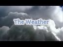Weather Vocabulary Basic