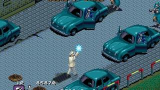 Michael Jackson's Moonwalker Longplay (Arcade) [60 FPS]