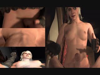 Ciri pov | futa on male (the witcher sex)