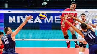 Top 10 pipe attacks in volleyball