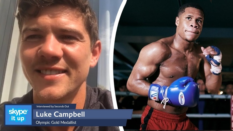 Luke Campbell on Devin Haney 'I wouldn't like to GET A TITLE that way ' Talks Loma vs Lopez