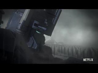 Трейлер Transformers: War For Cybertron Trilogy (Siege)