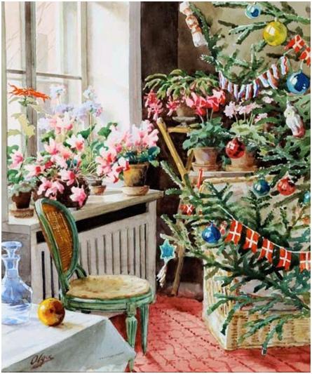 Рождество и Новый год в царской семье. Часть вторая., изображение №19