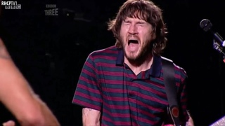 Red Hot Chili Peppers - The Best Intro Jam (John Frusciante Is Incredible!) (Reading Festival 2007)