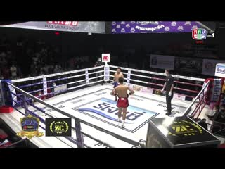 Galaxyfight Muay Thai อร่อยจุงเบย วันที่ 1 ก.ย. 62
