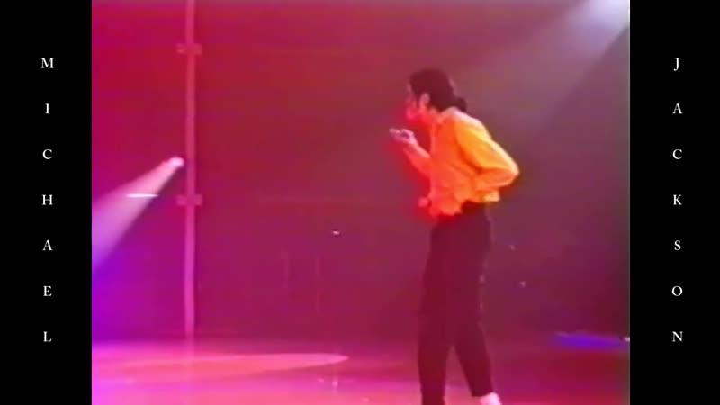 Michael Jackson Billie Jean Rehearsal Tape 1 Enhanced HD