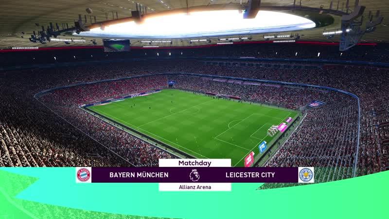 Бавария Лестер повтор матча