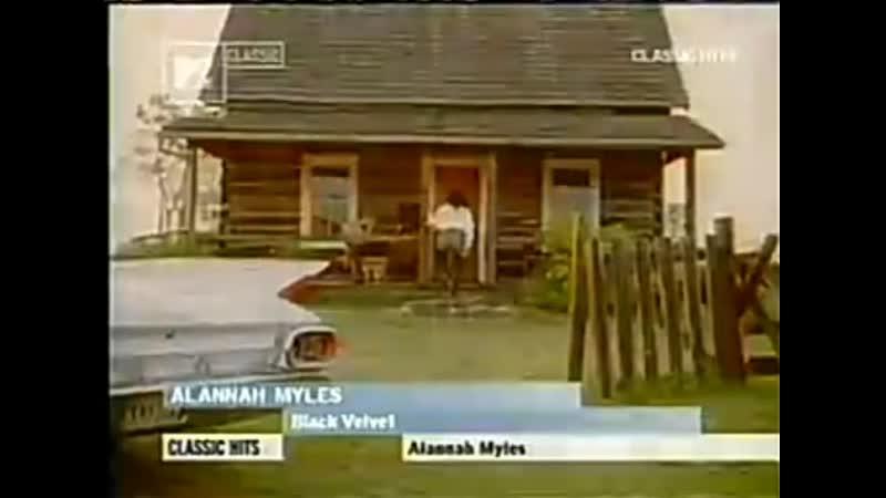Alannah myles black velvet mtv classic