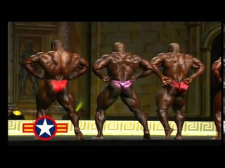 1999 MR OLYMPIA FINAL POSEDOWN   YouTube