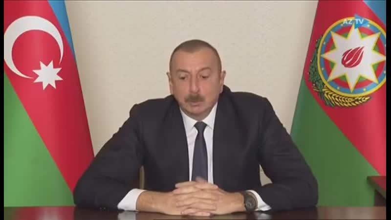 Алиев Ильхам про братство Ирана и про обиду России