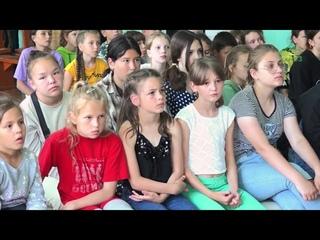 ТК Союз: 600 детей из Арсеньева и Кавалеровского района побывали на видеоэкскурсии по Поезду Победы