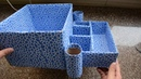 Useful Organiser from Waste Cardboard Box Best Use of Old Carton