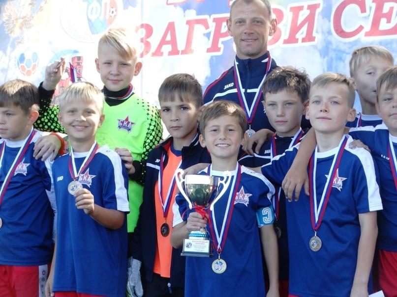 Сергей Ленивкин: «Наш центр подготовки юных футболистов сделал большой шаг вперёд», изображение №3