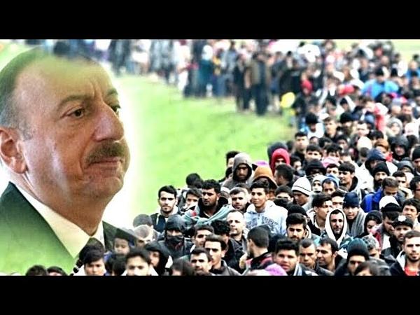 Алиев заселяет беженцевдезертиров в талышские села врамках своей политики этноцида талышский историк