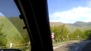 Подъем на Крестовый перевал со стороны Грузии, май 2019