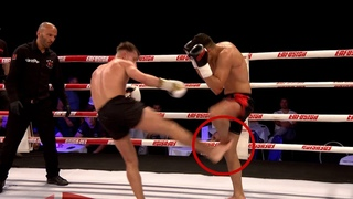 Bas Low Kicks His Opponent Until He CAN'T WALK! Enfusion 101 Full Fight