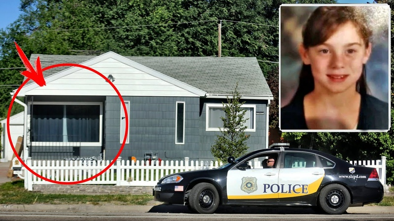 Девочка каждый день махала полицейскому в окно Однажды он додумался проверить ее дом