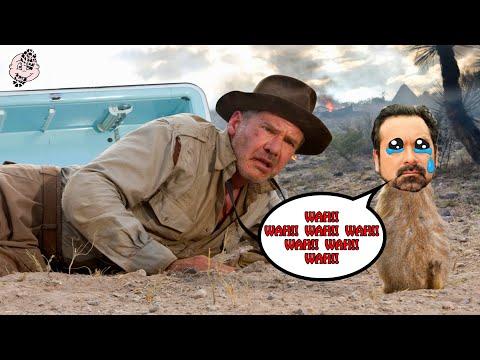 MANGOLD MELTDOWN Indiana Jones Director has MASSIVE TWITTER MELTDOWN over OPINIONS