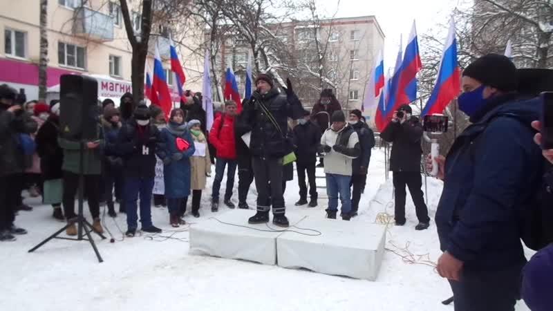 Анатолий Буров о национальном вопросе ГужевTV