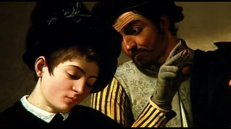 BBC Сила искусства Микеланджело Караваджо