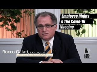 Your Rights to decline a Vaccine in the context of Employment