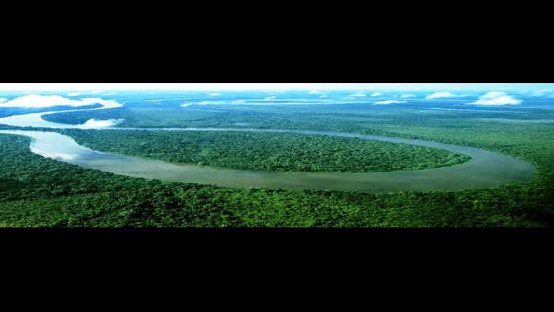 Дельты великих рек Амазонка 2018