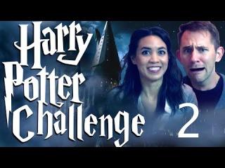 Harry Potter Challenge | ft. Matthias