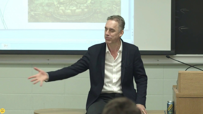 Jordan Peterson Sort Yourself Out And Make It Manifest In The World