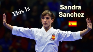 Meet KARATE Star Sandra Sanchez