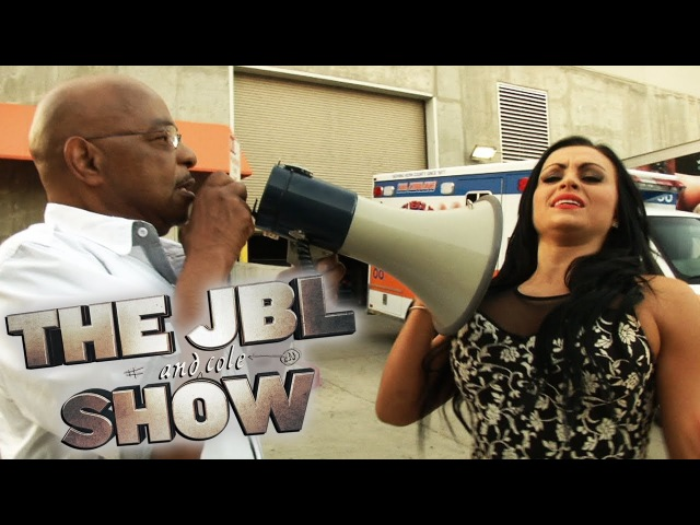 ★ CWW Why is Teddy hollerin' at Aksana The JBL Cole Show Episode 40