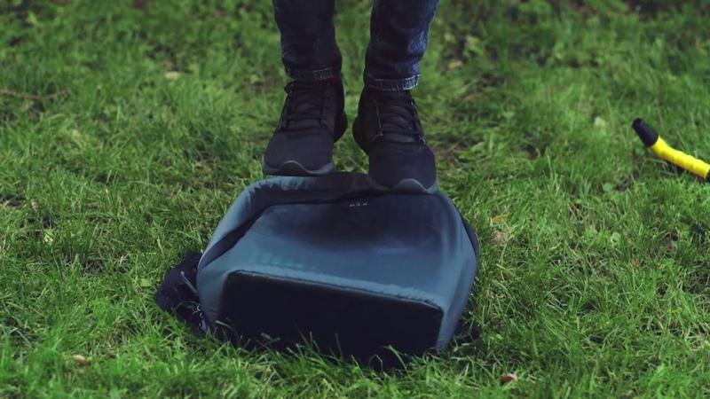 LED рюкзак для любых погодных условий