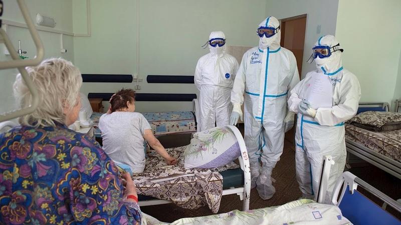 В России оценили риск заражения черным грибком после коронавируса