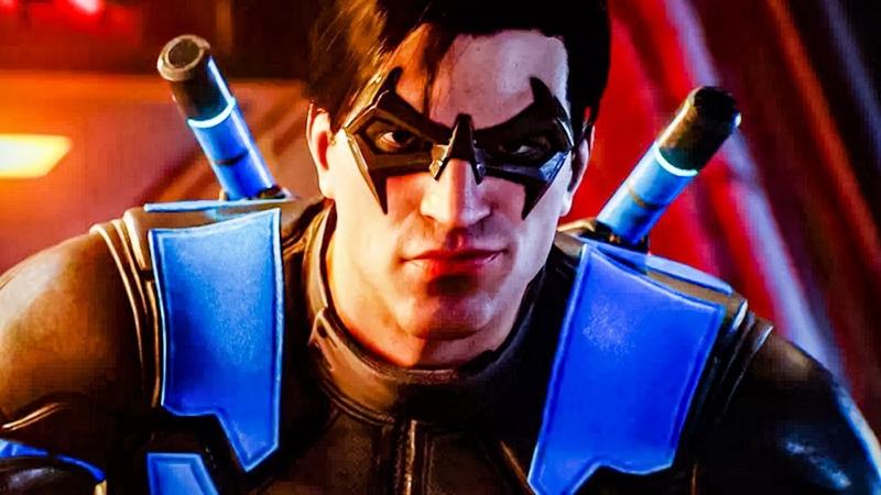 Рыцари Готэма Gotham Knights 💥 Русский трейлер Дубляж 💥 Игра 2021