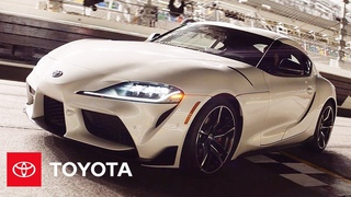 Kyle Busch Signs the Line at Nascar's Daytona 500 with The 2021 GR Supra   Toyota Racing