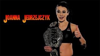 Cute and Funny UFC Champ ▶ Joanna Jedrzejczyk - Motivation 2017
