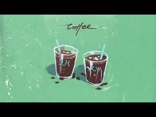 鹿晗 Luhan(Lộc Hàm ) X 吴亦凡WuYifan/Kris Wu(Ngô Diệc Phàm)  - 咖啡 (Coffee) 官方The  Official MV 【中英双语】