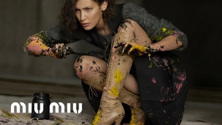 Miu Miu Spring/Summer 2020 Film Campaign - Casa Corberó