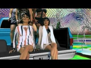 Major Lazer - Keep It Goin' Louder ft. Nina Sky, Ricky Blaze