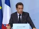 Sarkozy Ivre au G8 : L'intégrale