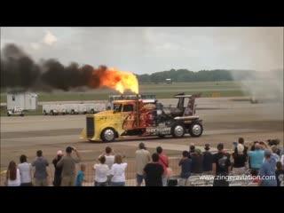 Shock wave - самый мощный и самый быстрый грузовик