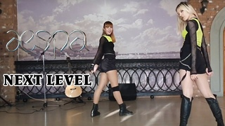 [birthday party]  AESPA 에스파 - next level (cover by .)