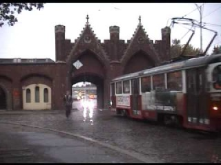 Калининградский трамвай  Kaliningrad tram
