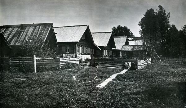 Комаровский скит . Фото 1897г.