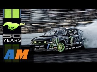 EPIC Mustang 50th Birthday Party @ Charlotte Motor Speedway - AmericanMuscle.com